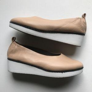 Com + Sens Shoes - Com + Sens Breeane Wedge Platform Sneaker Slip On